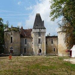 le château de Laxion